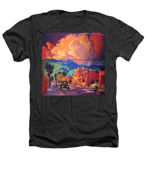 Taos Inn Monsoon Heathers T-Shirt by Art James West