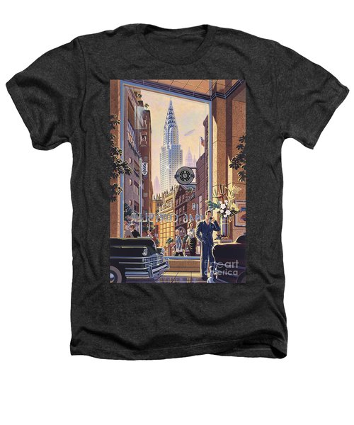 The Chrysler Heathers T-Shirt by Michael Young