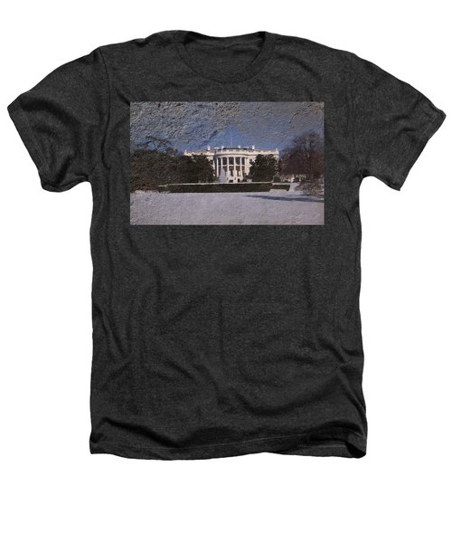 The Peoples House Heathers T-Shirt by Skip Willits