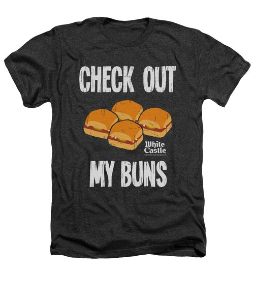 White Castle - My Buns Heathers T-Shirt by Brand A