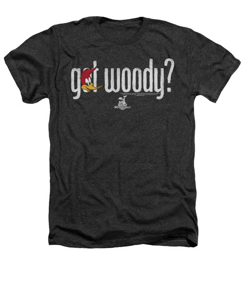 Woody Woodpecker - Got Woody Heathers T-Shirt by Brand A