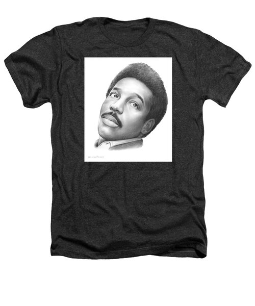 Wilson Pickett Heathers T-Shirt by Greg Joens