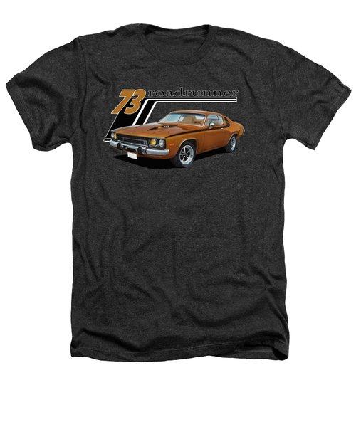 1973 Roadrunner Heathers T-Shirt by Paul Kuras