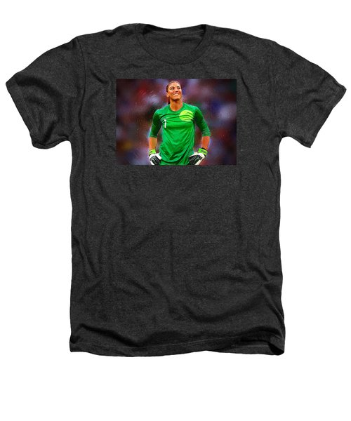 Hope Solo Heathers T-Shirt by Semih Yurdabak
