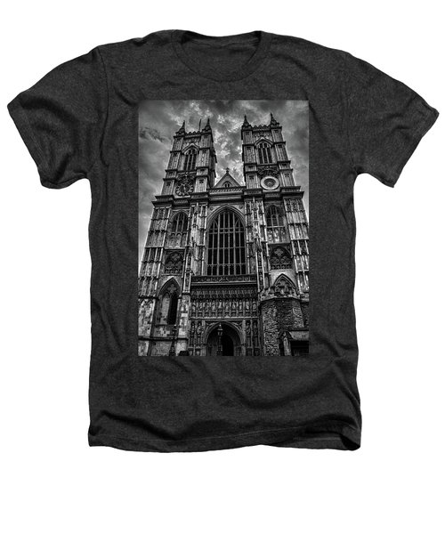 Westminster Abbey Heathers T-Shirt by Martin Newman