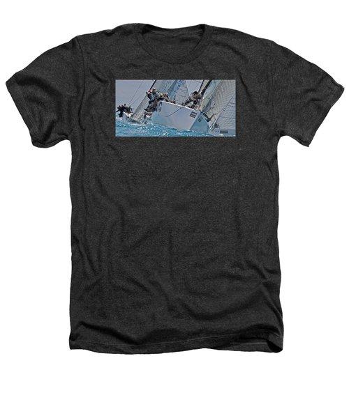 Florida Regatta Heathers T-Shirt by Steven Lapkin