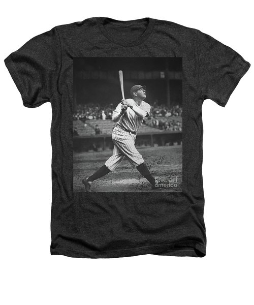 Babe Ruth  Heathers T-Shirt by American School