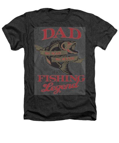 Fishing Heathers T-Shirt by Thucidol
