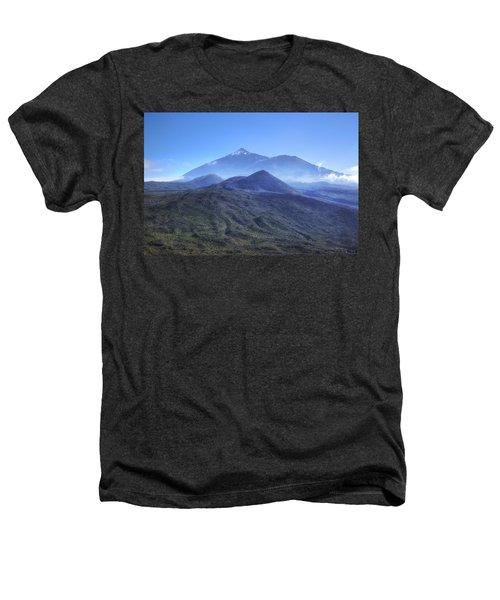 Tenerife - Mount Teide Heathers T-Shirt by Joana Kruse