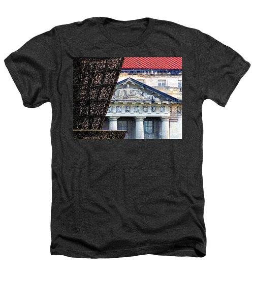African American History And Culture 5 Heathers T-Shirt by Randall Weidner