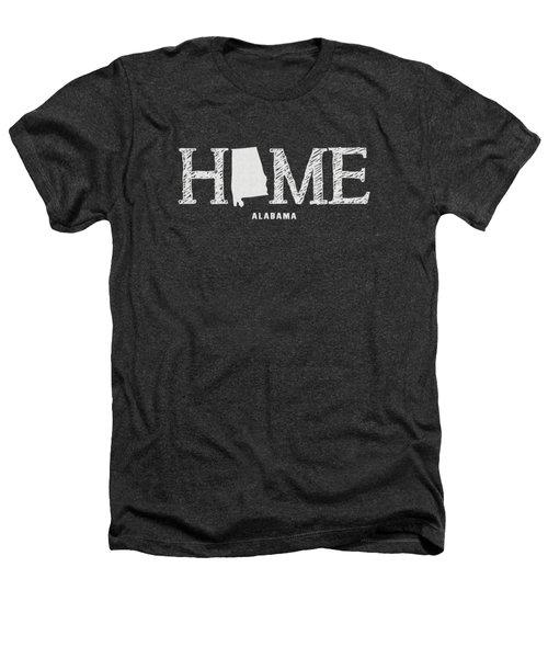 Al Home Heathers T-Shirt by Nancy Ingersoll
