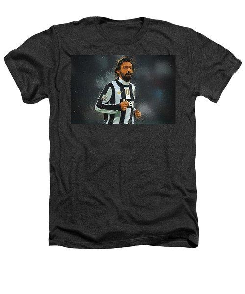 Andrea Pirlo Heathers T-Shirt by Semih Yurdabak
