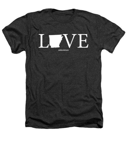 Ar Love Heathers T-Shirt by Nancy Ingersoll