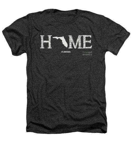 Fl Home Heathers T-Shirt by Nancy Ingersoll