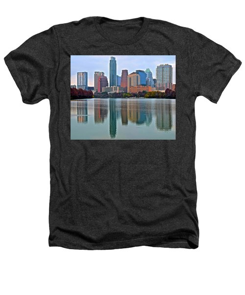 Austin Shimmer  Heathers T-Shirt by Frozen in Time Fine Art Photography