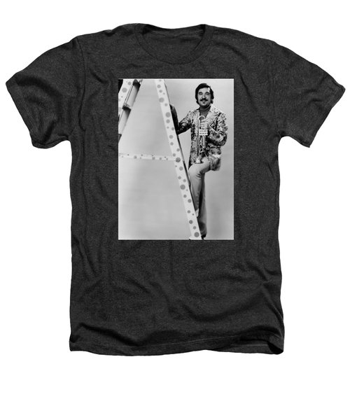 Band Leader Doc Severinson 1974 Heathers T-Shirt by Mountain Dreams