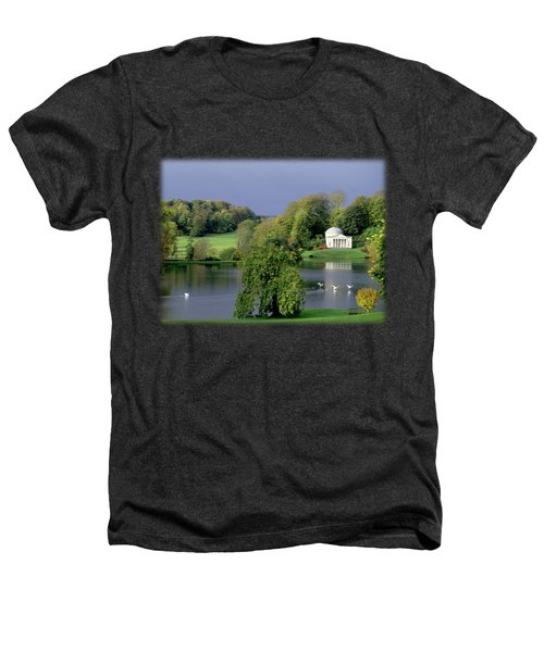 Before The Storm Heathers T-Shirt by Jon Delorme