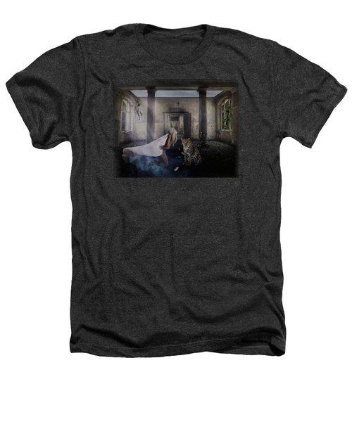 Bluebonnet Hall Heathers T-Shirt by Terry Fleckney