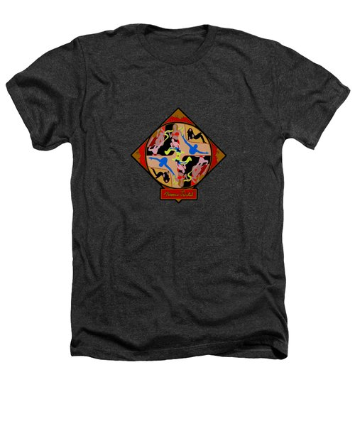 Celebrity Shapes Heathers T-Shirt by Norman Twisted