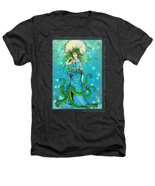 Cephalopod Princess Heathers T-Shirt by Katherine Nutt