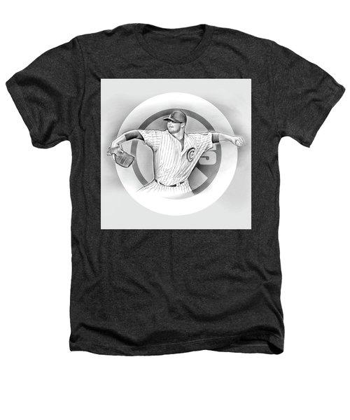 Cubs 2016 Heathers T-Shirt by Greg Joens