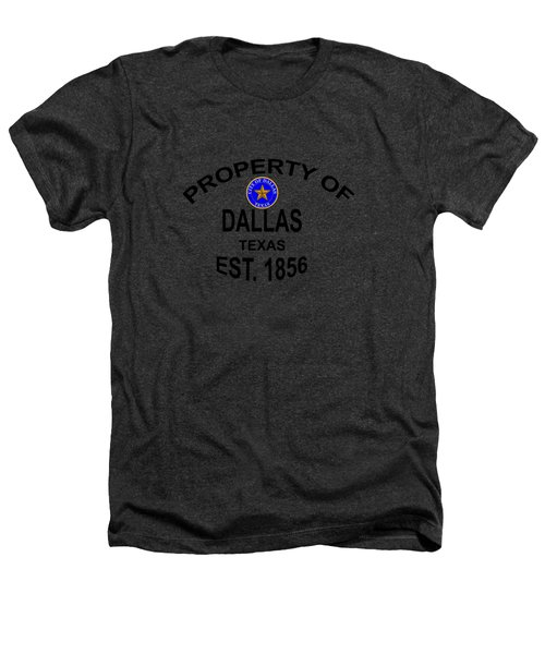 Dallas Texas Heathers T-Shirt by T Shirts R Us -