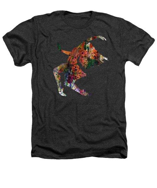 Dancing To The Night  Heathers T-Shirt by Mark Ashkenazi