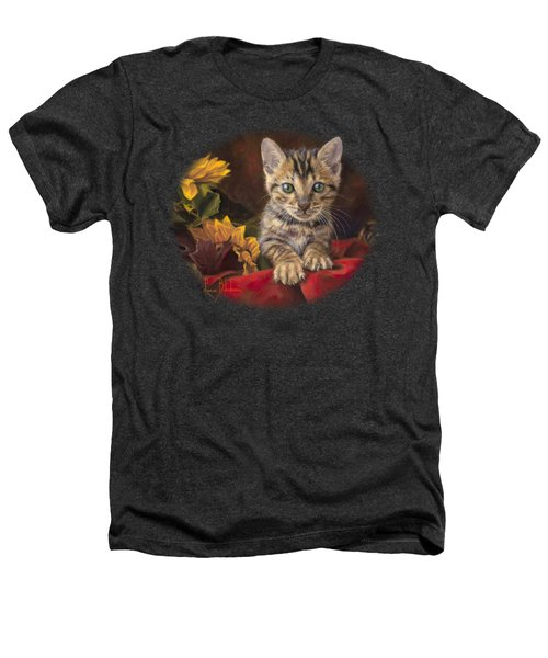 Darling Heathers T-Shirt by Lucie Bilodeau