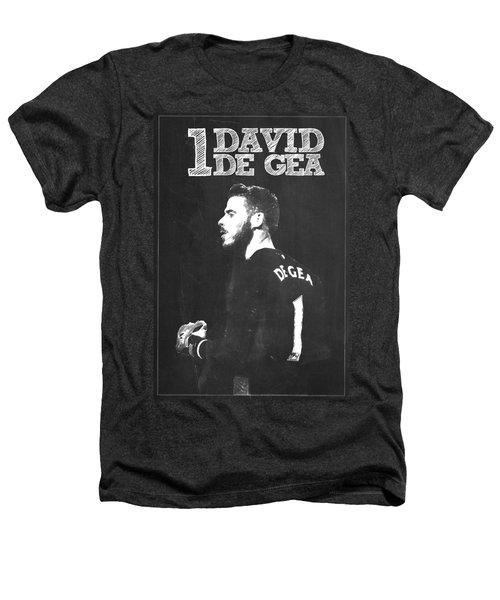 David De Gea Heathers T-Shirt by Semih Yurdabak