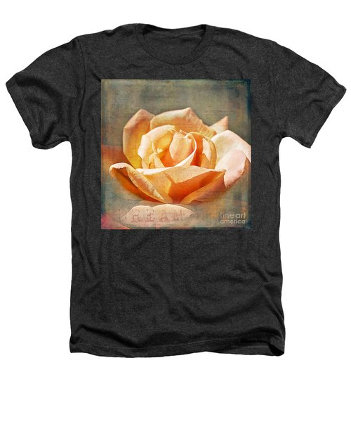 Dream Heathers T-Shirt by Linda Lees