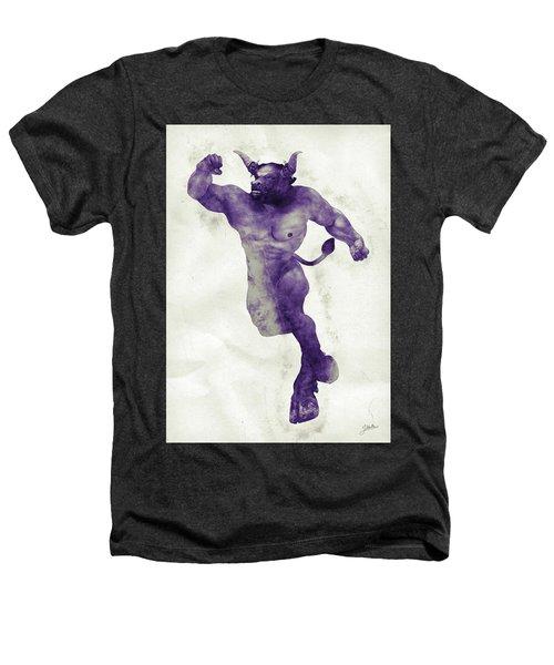 El Torito Guapo Heathers T-Shirt by Joaquin Abella