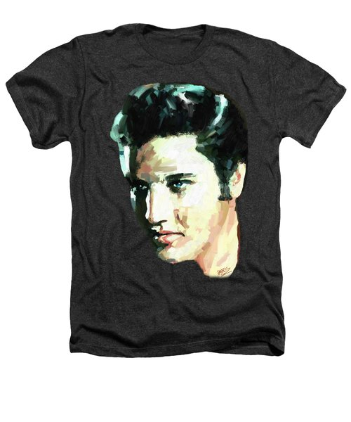 Elvis Heathers T-Shirt by James Shepherd