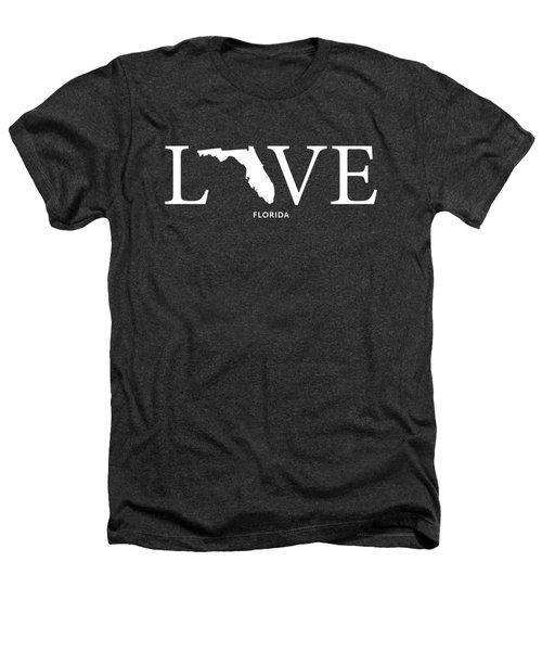 Fl Love Heathers T-Shirt by Nancy Ingersoll