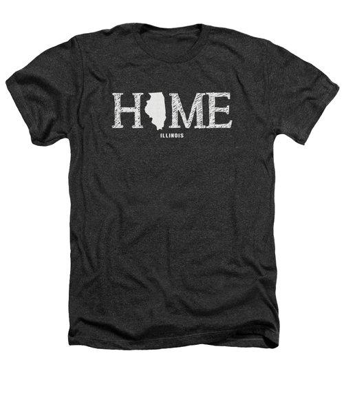 Il Home Heathers T-Shirt by Nancy Ingersoll