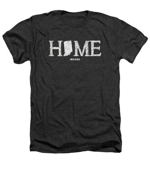 In Home Heathers T-Shirt by Nancy Ingersoll