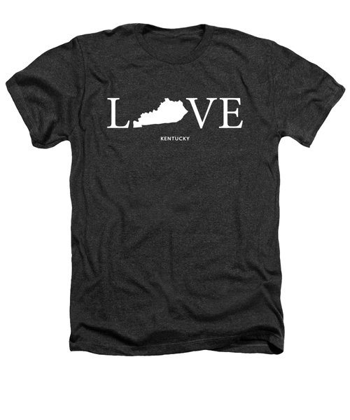 Ky Love Heathers T-Shirt by Nancy Ingersoll