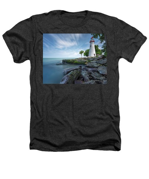 Marblehead Breeze Heathers T-Shirt by James Dean
