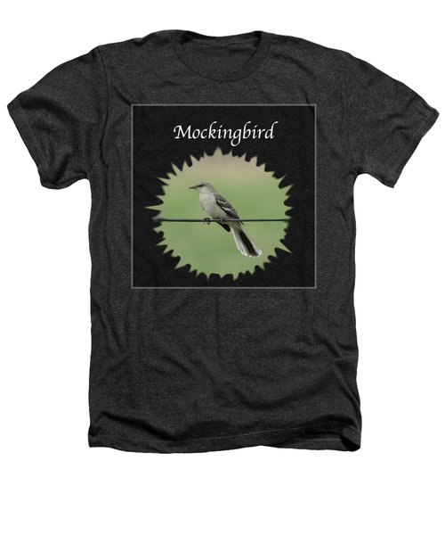 Mockingbird      Heathers T-Shirt by Jan M Holden