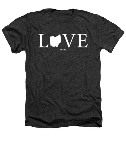 Oh Love Heathers T-Shirt by Nancy Ingersoll
