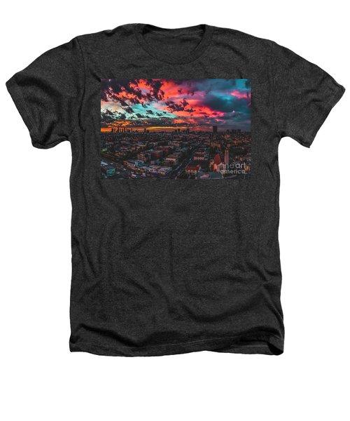 Paradise  Heathers T-Shirt by Art K