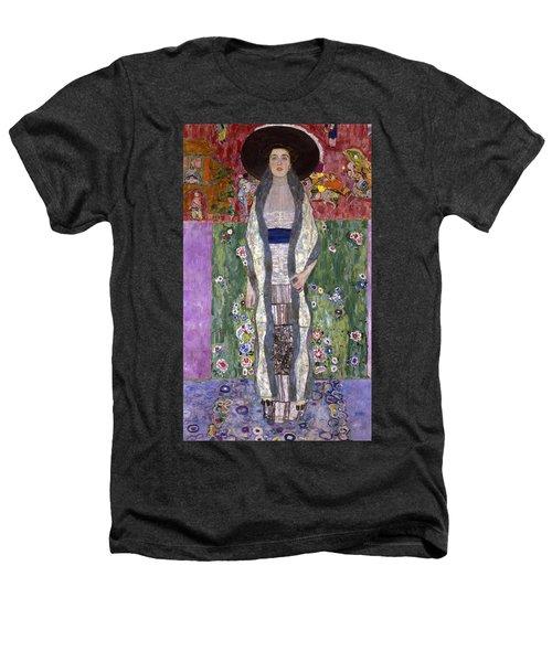 Portrait Of Adele Bloch-bauer II Heathers T-Shirt by Gustav Klimt