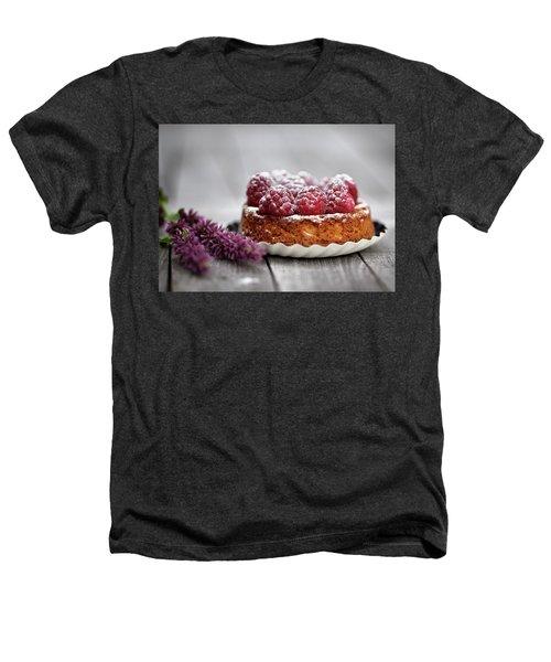 Raspberry Tarte Heathers T-Shirt by Nailia Schwarz