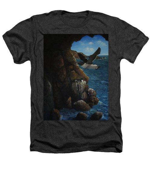 Razorbills Heathers T-Shirt by Eric Petrie