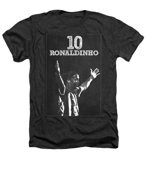 Ronaldinho Heathers T-Shirt by Semih Yurdabak