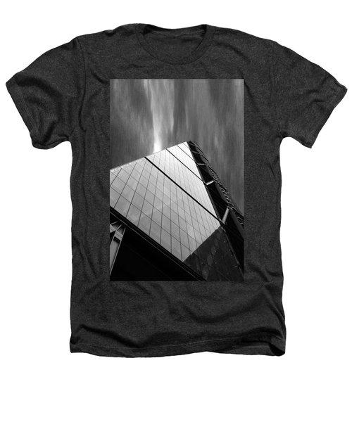 Sharp Angles Heathers T-Shirt by Martin Newman