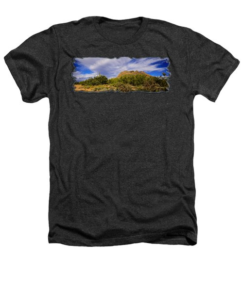 Southwest Summer P12 Heathers T-Shirt by Mark Myhaver