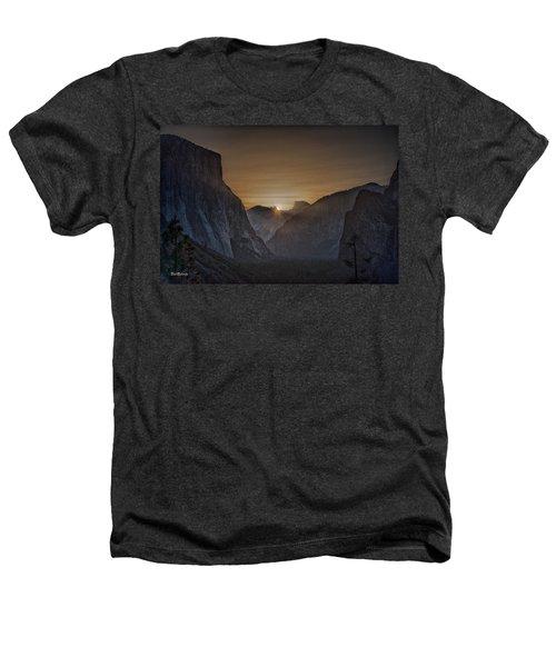 Sunburst Yosemite Heathers T-Shirt by Bill Roberts