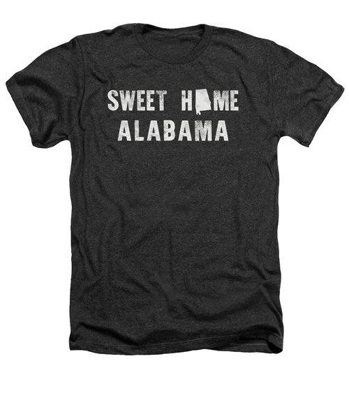 Sweet Home Alabama Heathers T-Shirt by Nancy Ingersoll