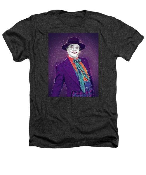 The Joker Heathers T-Shirt by Taylan Apukovska