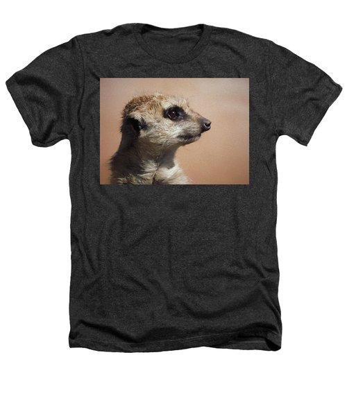 The Meerkat Da Heathers T-Shirt by Ernie Echols